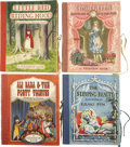"Books:Children's Books, Four Books From the ""Peepshow"" Series of Books,... (Total: 4 Items)"