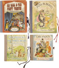 "Books:Children's Books, Four ""Peepshow"" Books, including: ... (Total: 4 Items)"