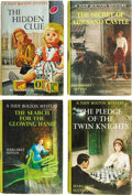 Books:Children's Books, Margaret Sutton. Four Consecutive Judy Bolton Mystery FirstEditions, including:... (Total: 4 Items)