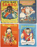 Books:Children's Books, Four Movable Books Animated by Julian Wehr, including: ... (Total:4 Items)