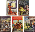 Books:Children's Books, Margaret Sutton. Five Judy Bolton Mystery First Editions,...(Total: 5 Items)