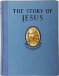 Books:Children's Books, The Story of Jesus Bookano Series Pop-up Book. London: DailySketch and Sunday Graphic Ltd., [1938]. . ...