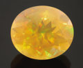 "Gems:Faceted, FINE ""FIRE"" OPAL. ..."