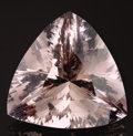 Gems:Faceted, LARGE PINK MORGANITE. ...