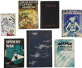 Books:Fiction, S. Fowler Wright. Six Novels, including:... (Total: 6 Items)