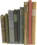 Books:Fiction, Nine Mark Twain Related Works, including:... (Total: 9 Items)