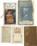 Books:Periodicals, Five Mark Twain Related Periodicals, including:... (Total: 5 Items)