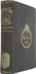 Books:First Editions, Mark Twain. The Gilded Age: A Tale of To-day....