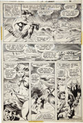 Original Comic Art:Panel Pages, Bernie Wrightson - Swamp Thing #9, page 4 Original Art (DC,1974)....