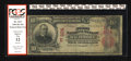 National Bank Notes:Maryland, Baltimore, MD - $10 1902 Red Seal Fr. 613 The First NB Ch. #(E)204. ...