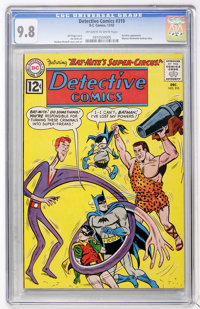 Detective Comics #310 (DC, 1962) CGC NM/MT 9.8 Off-white to white pages