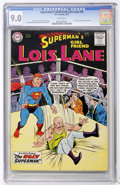 Silver Age (1956-1969):Superhero, Superman's Girlfriend Lois Lane #8 (DC, 1959) CGC VF/NM 9.0 Whitepages....