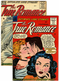 Golden Age (1938-1955):Romance, All True Romance #25 and 27 Group (Comic Media, 1955-56)....