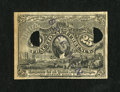 Fractional Currency:Second Issue, Milton 2E25F.3c Second Issue 25¢ Experimental. Extremely Fine-About New....