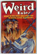 Pulps:Horror, Weird Tales Box Lot (Popular Fiction, 1935-54) Condition: AverageVG/FN....