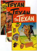 Golden Age (1938-1955):Western, The Texan #10 and 12-15 Group (St. John, 1950-51) Condition:Average VG.... (Total: 6 Comic Books)