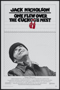 "Movie Posters:Academy Award Winner, One Flew Over the Cuckoo's Nest (United Artists, 1975). One Sheet(27"" X 41""). Academy Award Winner...."