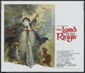 "Movie Posters:Animated, The Lord of the Rings (United Artists, 1978). Half Sheet (22"" X28""). Animated...."