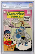 Silver Age (1956-1969):Superhero, Detective Comics #265 (DC, 1959) CGC VF/NM 9.0 Off-white to white pages....