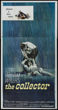 "Movie Posters:Thriller, The Collector (Columbia, 1965). Three Sheet (41"" X 81"").Thriller...."