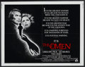 "Movie Posters:Horror, The Omen (20th Century Fox, 1976). Half Sheet (22"" X 28"") Style F. Horror...."