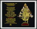 "Movie Posters:Mystery, Death on the Nile (Paramount, 1978). Half Sheet (22"" X 28"").Mystery...."