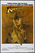 "Movie Posters:Adventure, Raiders of the Lost Ark (Paramount, 1981). One Sheet (27"" X 41"").Adventure...."