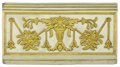 Decorative Arts, Continental:Other , A CONTINENTAL CARVED AND GILT WOOD BOISERIE PANEL. Mid toLate 19th Century. 29 x 54 inches (73.7 x 137.2 cm). ...