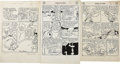 Original Comic Art:Panel Pages, Sheldon Mayer - Sugar & Spike #52 Page Original Art, Group of28 (DC, 1964). . ...