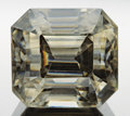 Gems:Faceted, RARE GEMSTONE: FACETTED CERUSSITE. ...