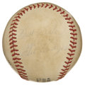 Autographs:Baseballs, Gil Hodges Single Signed Baseball. ...