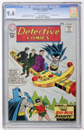 Silver Age (1956-1969):Superhero, Detective Comics #289 (DC, 1961) CGC NM 9.4 Off-white to white pages....