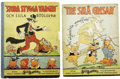 Books:Children's Books, Pair of Swedish 1930s Disney Books, including:... (Total: 2 Items)