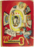 Books:Children's Books, Westminster Pop-up Book for Alice in Wonderland. London:Bancroft & Co., [no date]. . ...