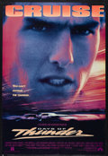 "Movie Posters:Sports, Days of Thunder (Paramount, 1990). One Sheet (27"" X 41"") Double Sided. Sports Drama. Starring Tom Cruise, Robert Duvall, Nic..."