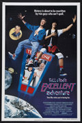 """Movie Posters:Comedy, Bill & Ted's Excellent Adventure (Orion, 1989). One Sheet (27"""" X 41""""). Comedy. Starring Keanu Reeves, Alex Winter and George..."""