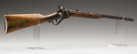 A Sharps Carbine, Private William A. Keyes, 'Mosby's Rangers' This Model 1852 Sharps .52 caliber percussion breechloader...