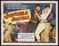 "Movie Posters:Crime, Juvenile Jungle (Republic, 1958). Half Sheet (22"" X 28"") Style A.Crime Drama. Starring Corey Allen, Rebecca Welles and Rich..."