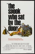 "Movie Posters:Blaxploitation, The Spook Who Sat by the Door (United Artists, 1973). One Sheet (27"" X 41""). Blaxploitation. Starring Lawrence Cook, Paula K..."