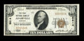 National Bank Notes:Kentucky, Adairville, KY - $10 1929 Ty. 1 The First NB Ch. # 8814. ...