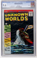 Silver Age (1956-1969):Horror, Unknown Worlds #47 Northland pedigree (ACG, 1966) CGC NM+ 9.6 Whitepages....