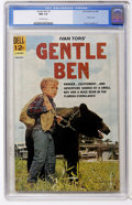 Silver Age (1956-1969):Adventure, Gentle Ben #1 (Dell, 1968) CGC NM 9.4 Off-white pages....