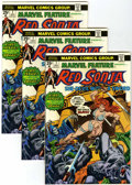 Bronze Age (1970-1979):Adventure, Marvel Feature #1 Red Sonja - Multiple Copies Group (Marvel, 1975) Condition: Average VF/NM.... (Total: 16 Comic Books)