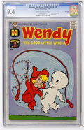 Silver Age (1956-1969):Cartoon Character, Wendy, the Good Little Witch #3 File Copy (Harvey, 1960) CGC NM 9.4 Cream to off-white pages....