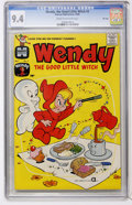 Silver Age (1956-1969):Cartoon Character, Wendy, the Good Little Witch #2 File Copy (Harvey, 1960) CGC NM 9.4 Cream to off-white pages....