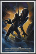 """Movie Posters:Science Fiction, Alien (20th Century Fox, R-1994). Special 15th Anniversary OneSheet (27"""" X 41"""") Autographed. Advance Style A. Science Ficti..."""