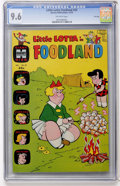 Bronze Age (1970-1979):Humor, Little Lotta Foodland #25 File Copy (Harvey, 1970) CGC NM+ 9.6Off-white pages....