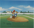 animation art:Production Cel, Walter Lantz Limited Edition Print, Group of 7 (Lantz Productions,1990-92).... (Total: 7 Items)