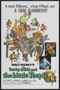 "Movie Posters:Fantasy, Darby O'Gill and the Little People (Buena Vista, R-1977). One Sheet (27"" X 41""). Fantasy...."