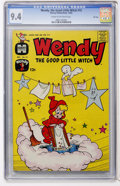 Silver Age (1956-1969):Cartoon Character, Wendy, the Good Little Witch #15 File Copy (Harvey, 1962) CGC NM 9.4 Cream to off-white pages....